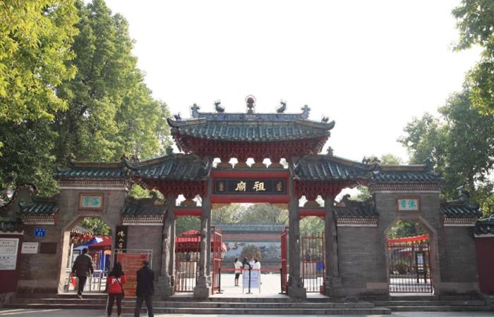 佛山祖庙——集佛山古代建筑艺术之大成