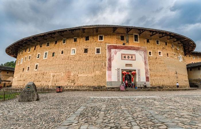 中国十大土楼——传统建筑文化艺术瑰宝