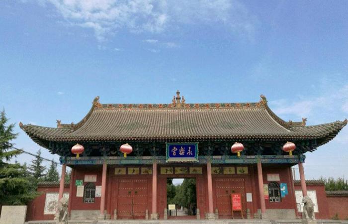 山西永乐宫:壁画艺术为世界罕见巨制