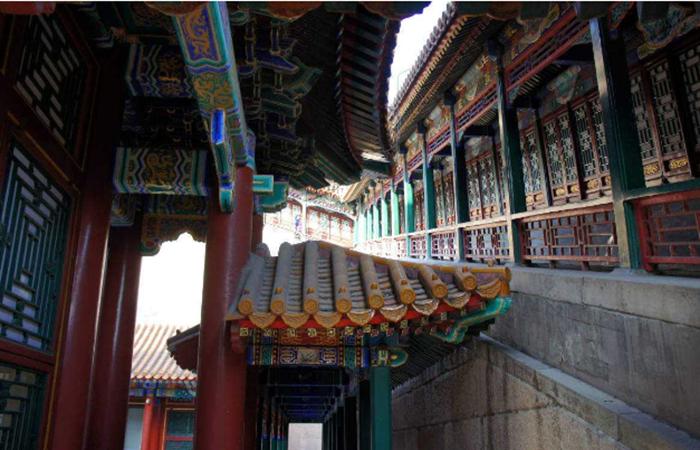 建筑文化︱中国古建筑彩画