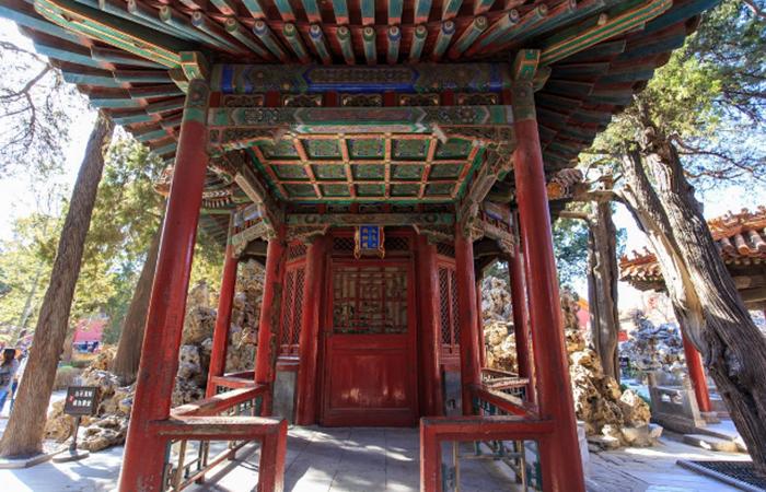建筑文化︱中国古建筑中的那些衬托性建筑