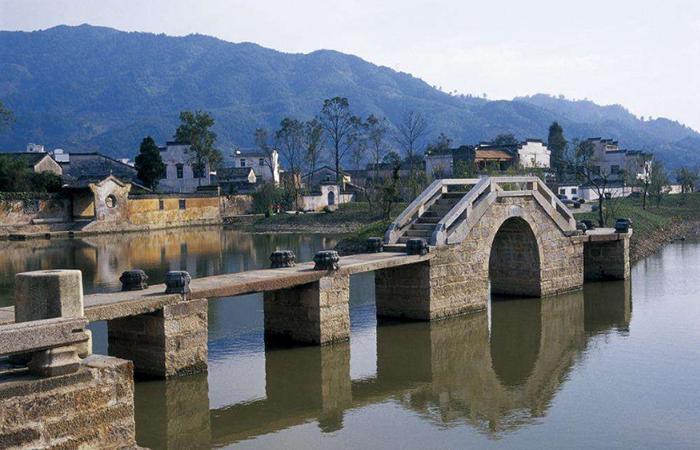 呈坎八卦村——中国风水第一村