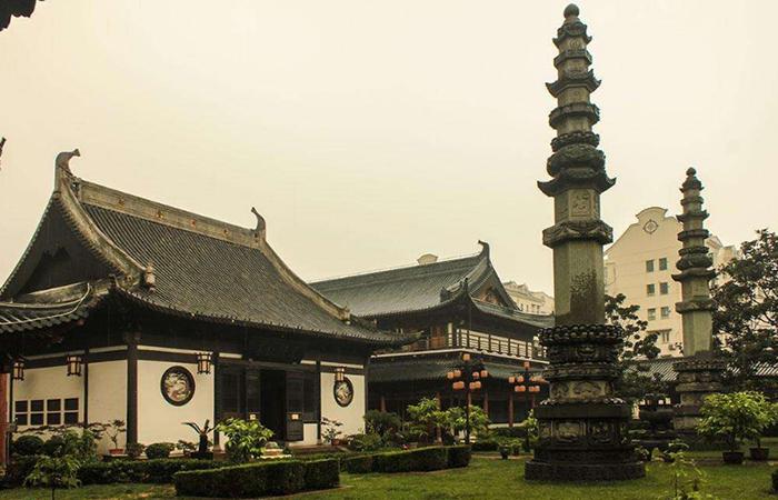 上海真如寺——元朝古寺处处透着古风