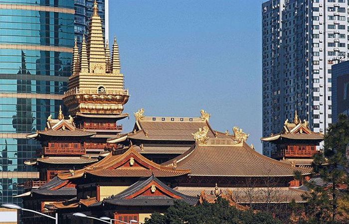 上海静安寺——这座最古老寺庙 千年都未改名