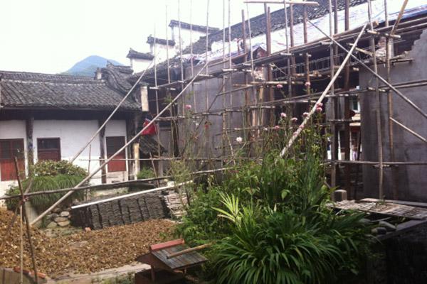 古民居修缮项目