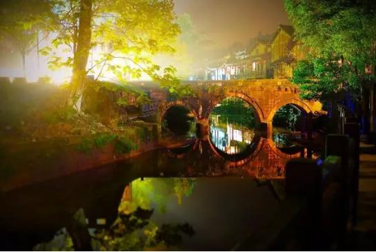 古镇之韵︱四川最美的这十座古镇,静待你来!