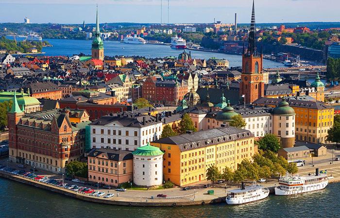 中国文创海外推广展在瑞典举办