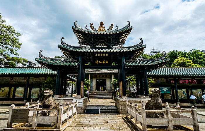 中国古代建筑的风水中的小故事