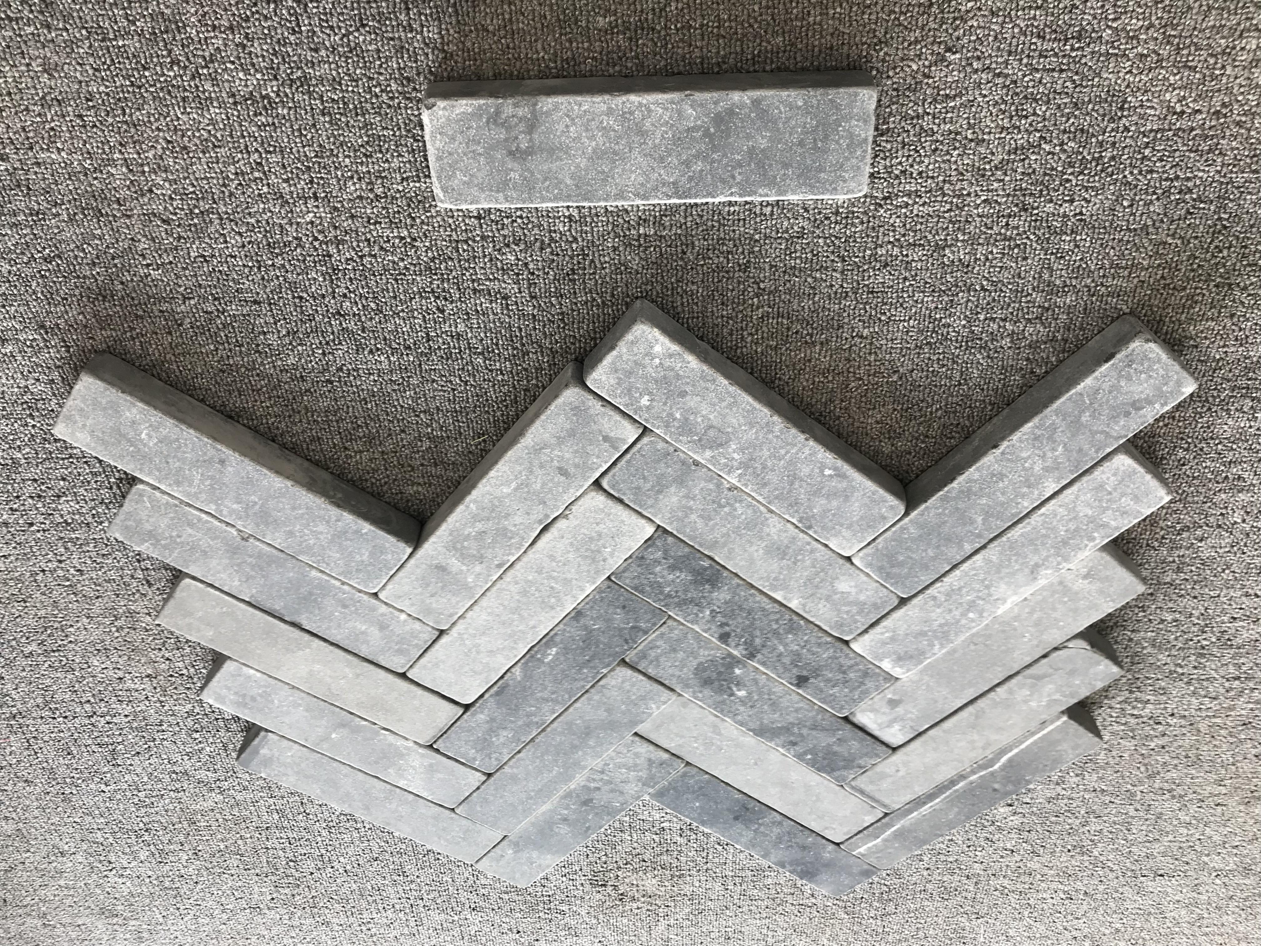少林黑滚磨石条--河南省吉纳建筑材料有限公司