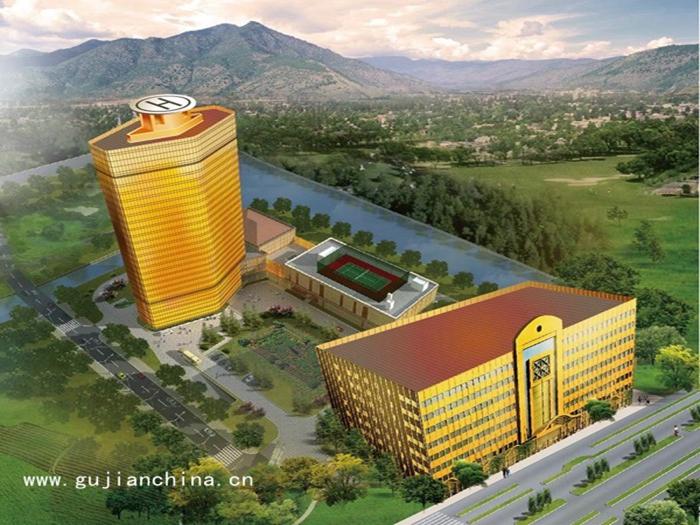 上海嘉定区酒店项目转让