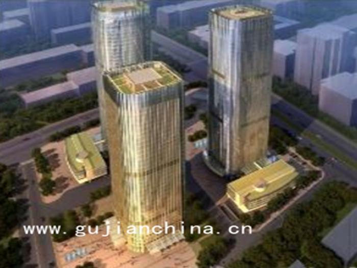 杭州钱江新城天人大厦出售