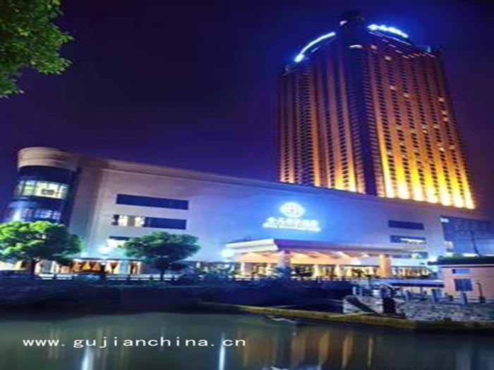 杭州金马国际酒店出售
