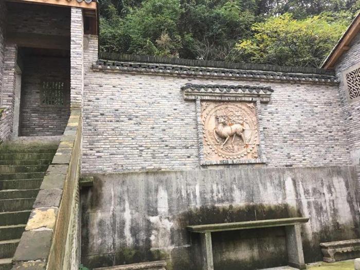 杭州大清谷村