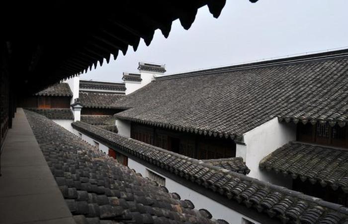 南京最大明清建筑群, 杨柳村