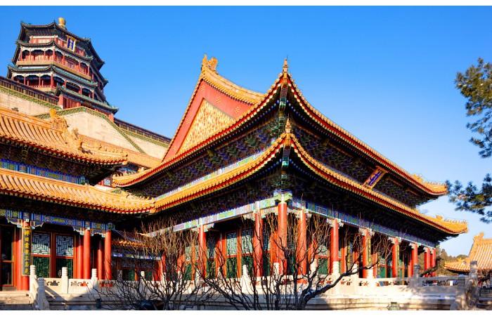 唐朝建筑所用的材料、技术和艺术解析!