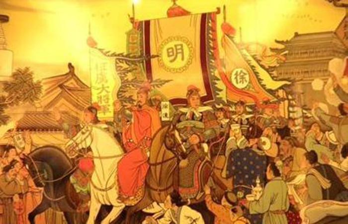 """""""云南王""""沐英:一个乞丐的逆袭史!"""