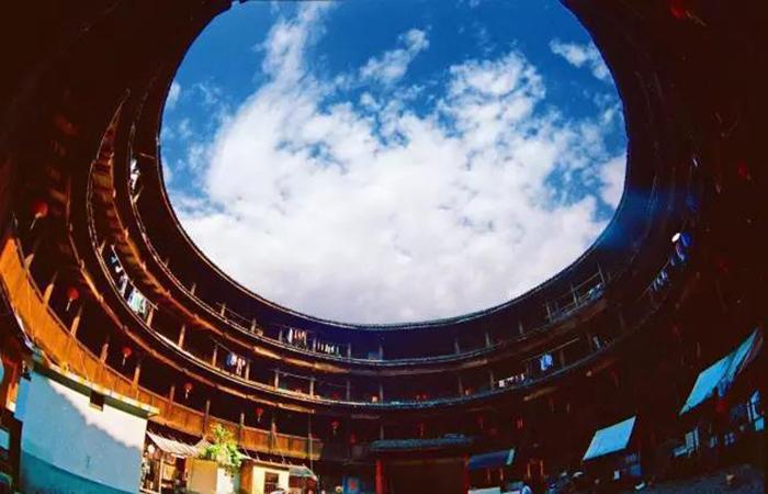 闽派建筑——方与圆的完美诗篇