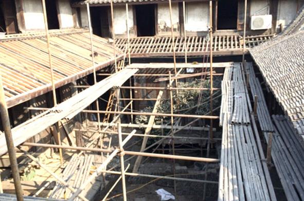 江浙台门四合院修缮项目