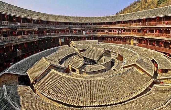 中国民居建筑发展简史