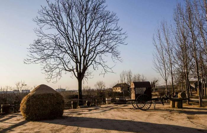 """河南孟州莫沟村,依托""""民宿+""""产业的旅游村!"""