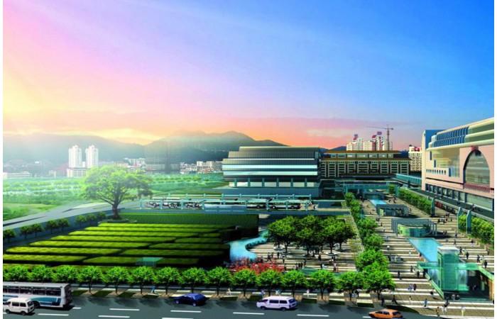 何昉-火车站地区改造
