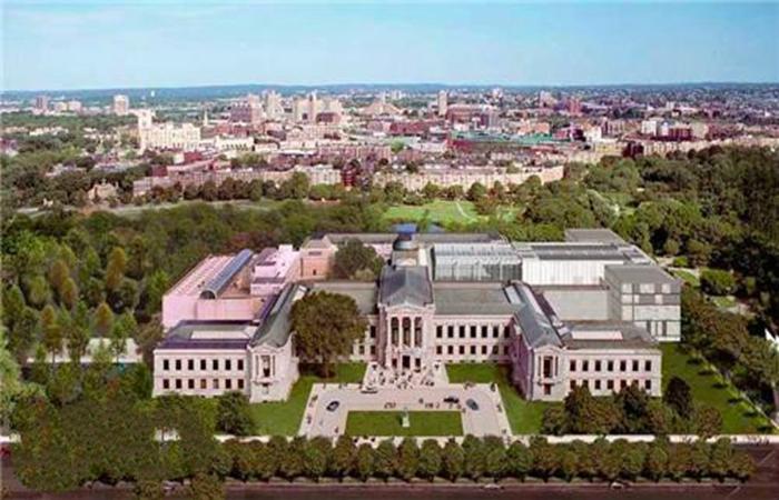 波士顿艺术博物馆西馆—贝建中