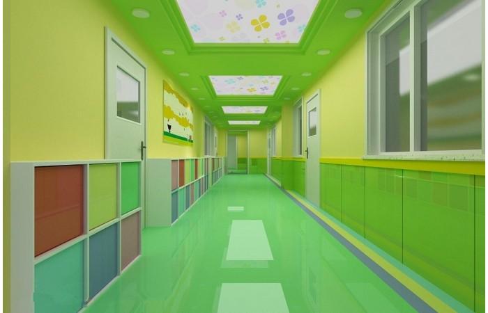 幼儿园室内设计-李青兵