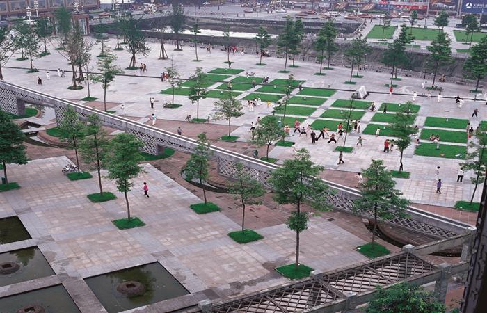 都江堰水文化广场—俞孔坚