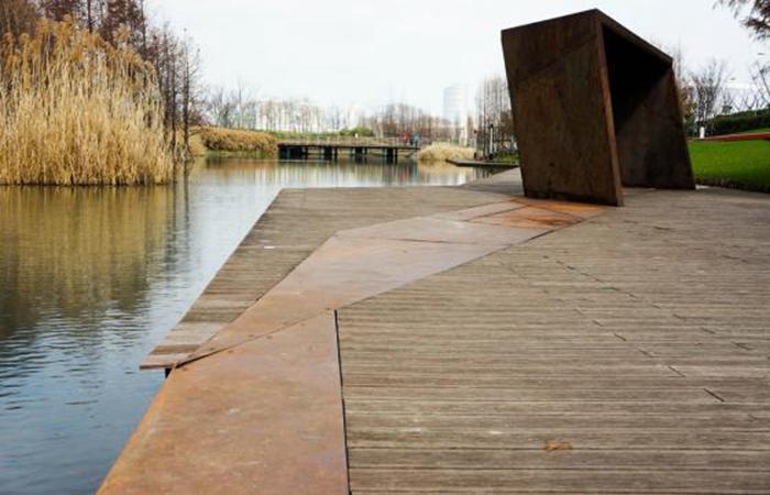 上海世博后滩公园—俞孔坚