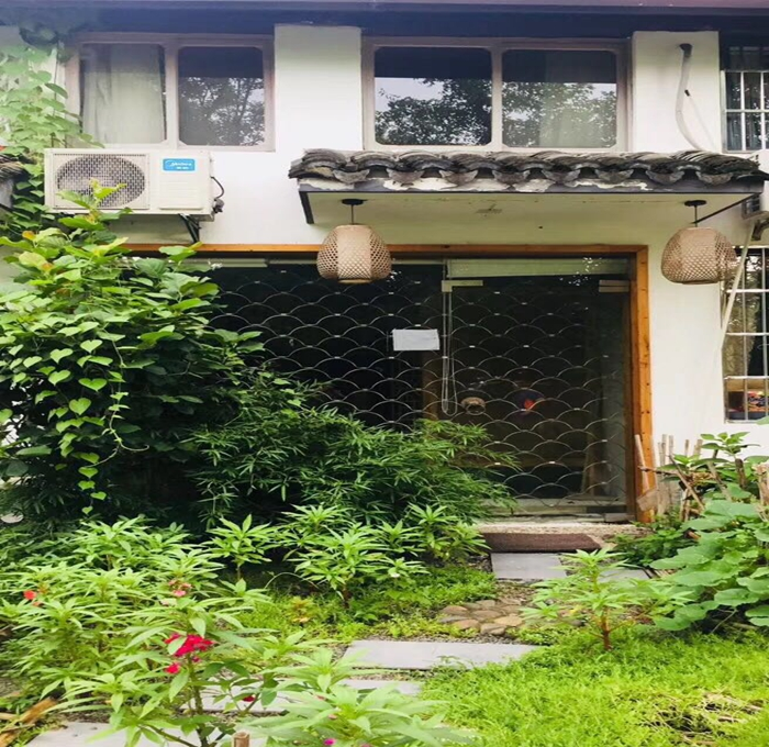 龙井路,绿茶旁,精装修小别墅出租