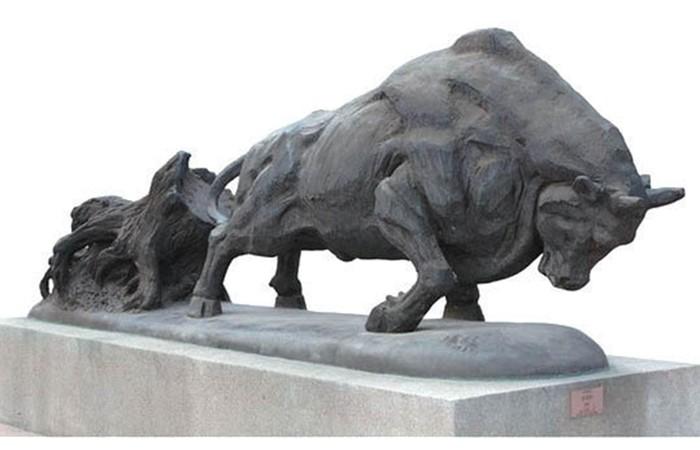 雕塑大师潘鹤作品展示(二)