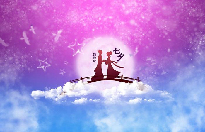 七夕节︱古代七夕怎么过?古今七夕大不同!