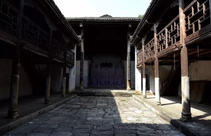 阳山古村——天下客家第一古村