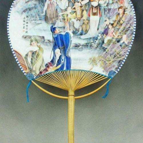中国风扇子_中国风扇子图片_中国风扇子价格--桂林集扇斋文化创意有限公司