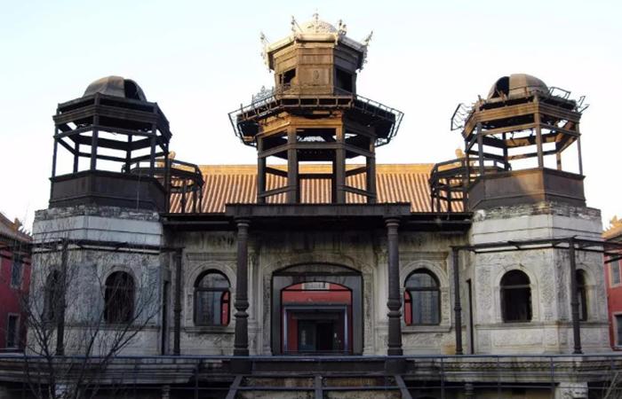 """延禧宫成热门景点,其实是紫禁城最早""""烂尾楼""""!"""