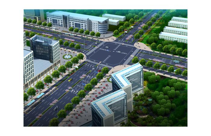 合肥市北京路(花园大道-—锦绣大道)工程