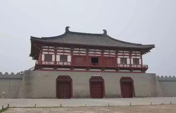 建筑文化︱唐朝建筑的特点