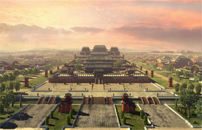 千年名人堂︱阎立德、阎立本——名垂千古的画家,竟也是建筑大师!