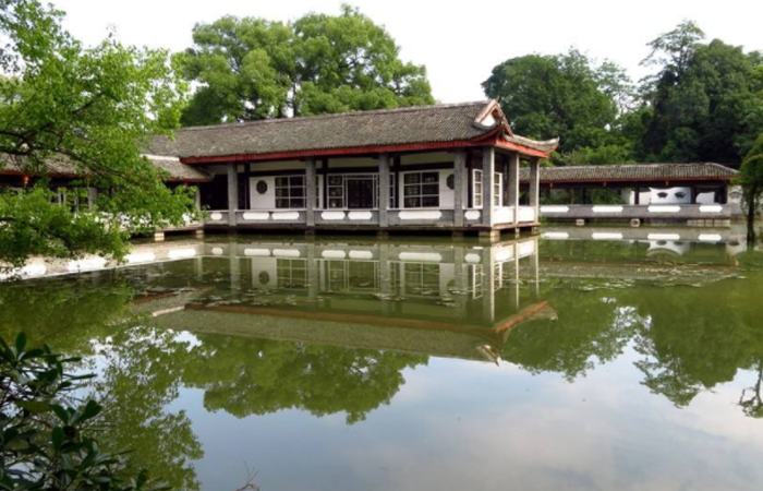 """百年历史的私人园林雁山园:""""岭南第一园"""""""