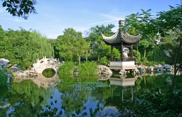 向中国传统园林学习,这十点值得我们借鉴!