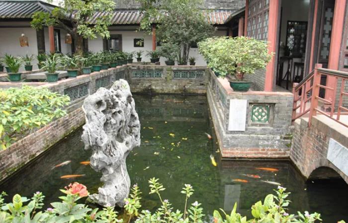 广东四大名园——岭南园林的代表作
