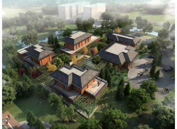 西郊森林公园农家乐土建安装工程招标公告