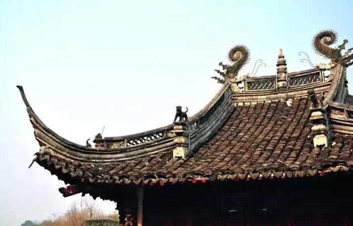 建筑文化︱中国古建筑的避雷智慧