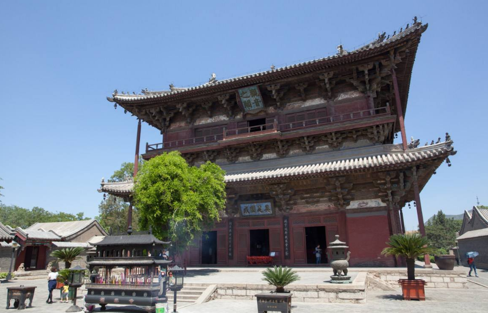 唐 独乐寺