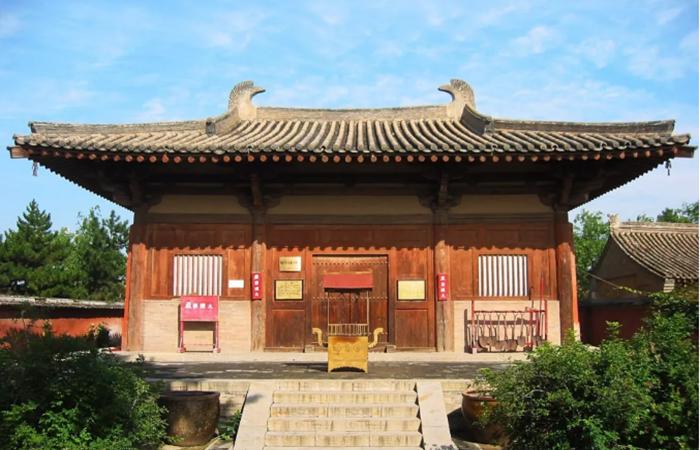 分不清中国古建筑的朝代?看完这篇你就会了!