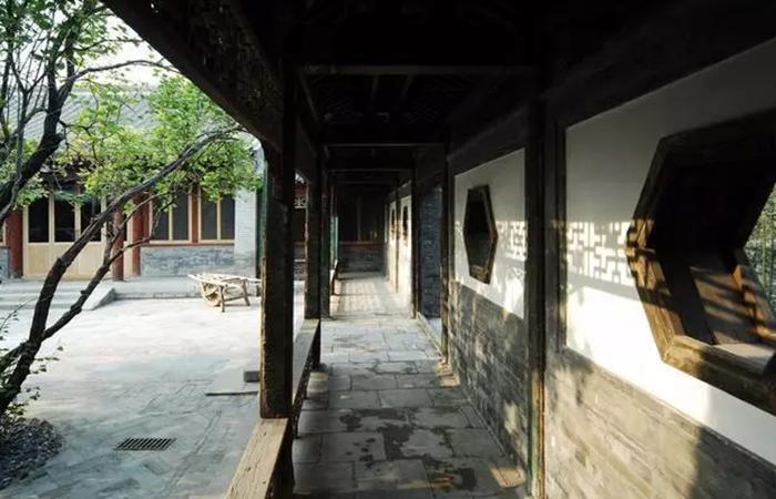 200年的四合院重修,处处尽显雅致!