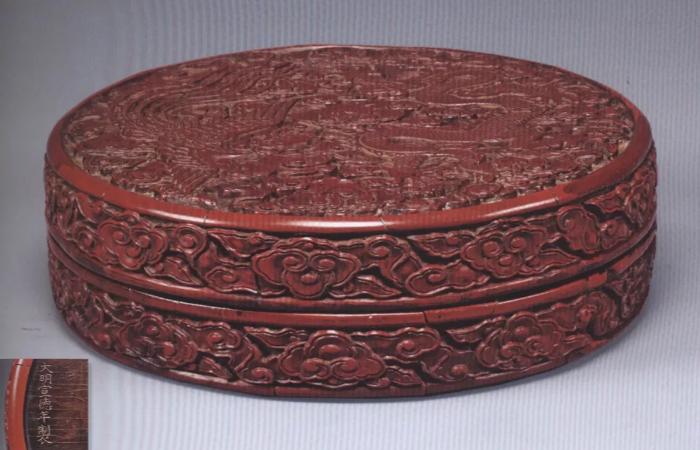古代漆器——中华艺苑的一枝奇葩