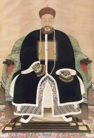 雷家祖先画像