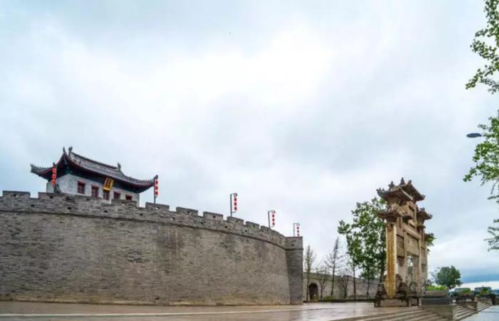 中国古代历史上,这四个城市,两千年不改名!