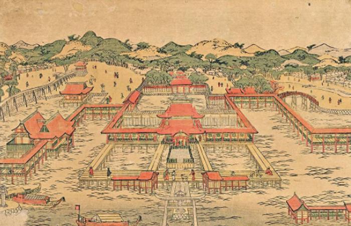 强汉盛唐 富宋军明:中国历史上的四大强国!